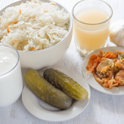 Alimentos probióticos para perros