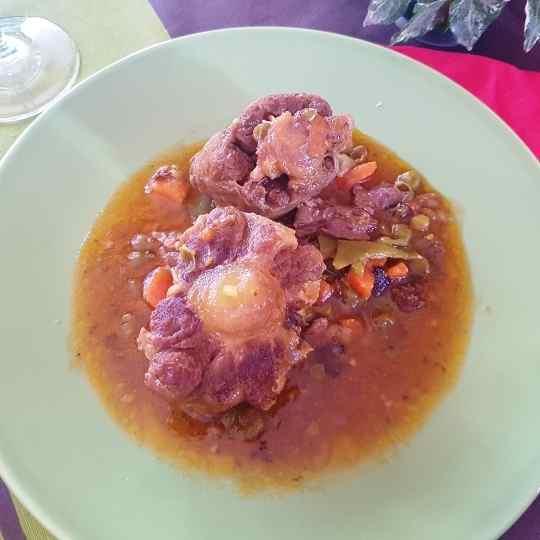 carne de rabo de toro